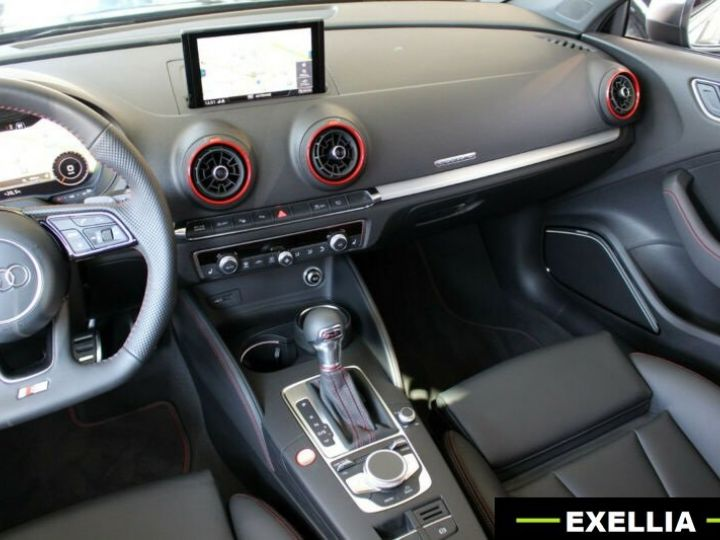 Audi S3 TFSI  NOIR PEINTURE METALISE  Occasion - 4