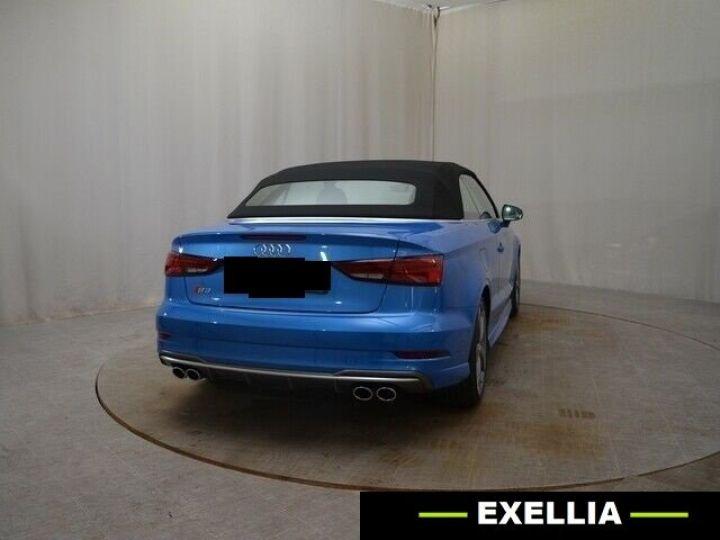 Audi S3 TFSI CABRIO S tronic  BLANC PEINTURE METALISE  Occasion - 2