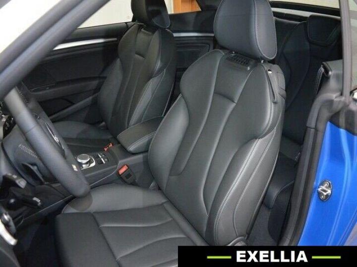 Audi S3 TFSI CABRIO S tronic  BLANC PEINTURE METALISE  Occasion - 4