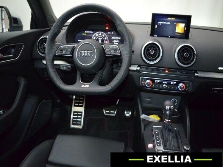 Audi S3 TFSI CABRIO S tronic  BLANC PEINTURE METALISE  Occasion - 5