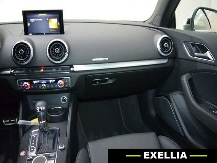 Audi S3 TFSI CABRIO S tronic  BLANC PEINTURE METALISE  Occasion - 6