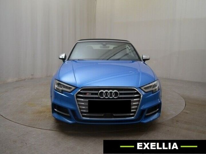 Audi S3 TFSI CABRIO S tronic  BLANC PEINTURE METALISE  Occasion - 9