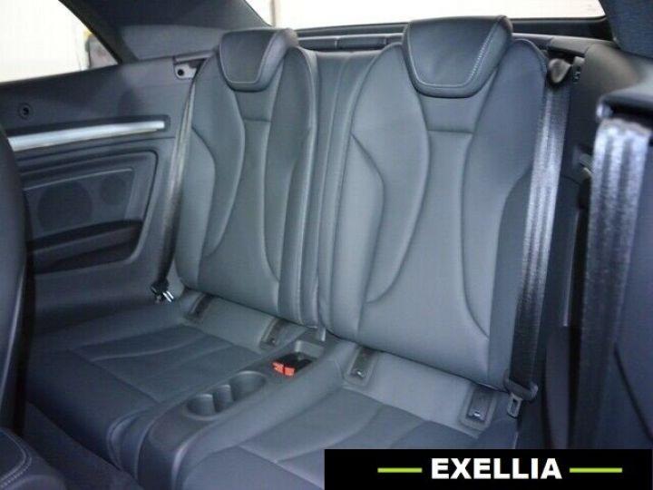 Audi S3 TFSI CABRIO S tronic  BLANC PEINTURE METALISE  Occasion - 10
