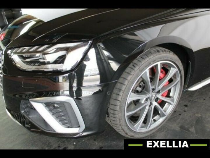 Audi S4 NOIR PEINTURE METALISE  Occasion - 1