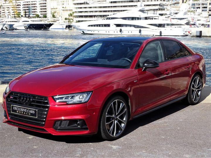 Audi S4 3.0 TFSI 354 CV QUATTRO TIPTRONIC - MONACO ROUGE METAL - 1