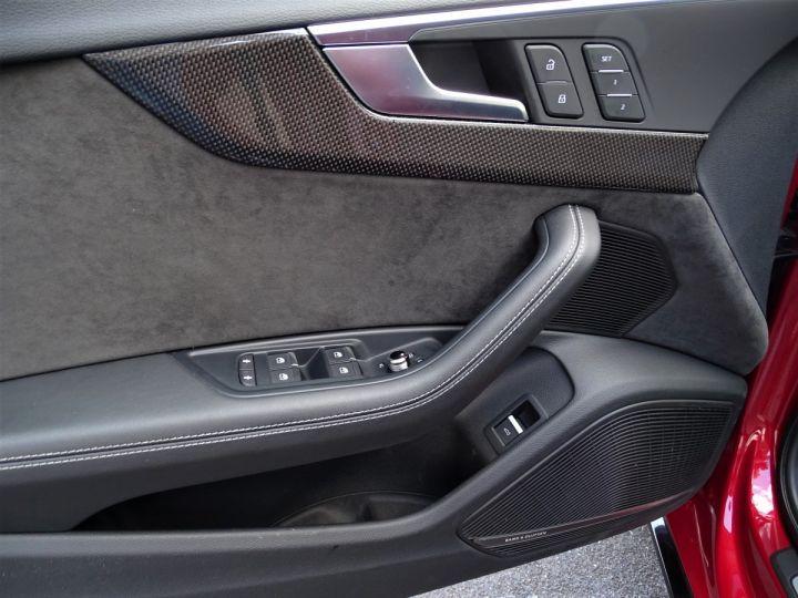 Audi S4 3.0 TFSI 354 CV QUATTRO TIPTRONIC - MONACO ROUGE METAL - 8