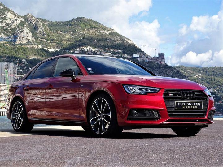 Audi S4 3.0 TFSI 354 CV QUATTRO TIPTRONIC - MONACO ROUGE METAL - 19