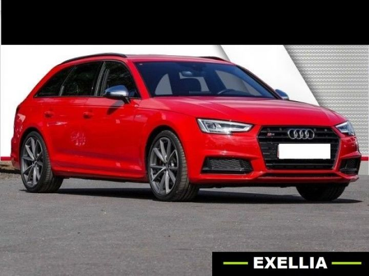 Audi S4 AVANT 3.0 TFSI QUATTRO S TRONIC  ROUGE Occasion - 1