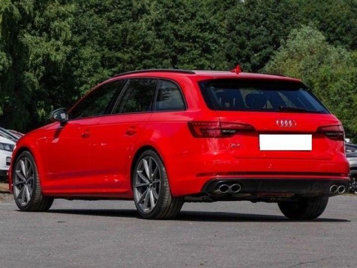 Audi S4 AVANT 3.0 TFSI QUATTRO S TRONIC  ROUGE Occasion - 2