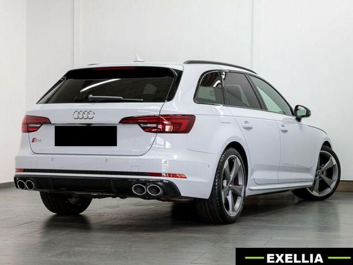 Audi S4 Avant TDI BLANC PEINTURE METALISE  Occasion - 3