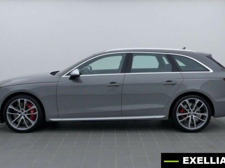 Audi S4 Avant TDI Tiptronic  GRIS PEINTURE METALISE  Occasion - 2