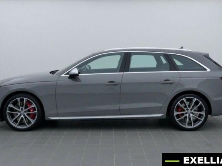 Audi S4 Avant TDI Tiptronic  GRIS PEINTURE METALISE  Occasion - 10
