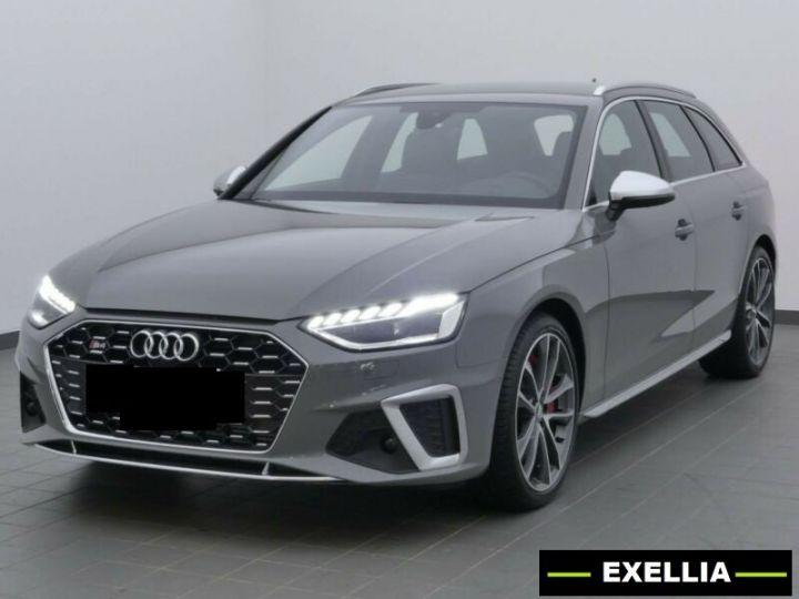 Audi S4 Avant TDI Tiptronic  GRIS PEINTURE METALISE  Occasion - 11
