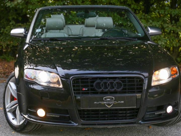 Audi S4 CABRIOLET 4.2 V8 344 Quattro Tiptronic A Noir - 1