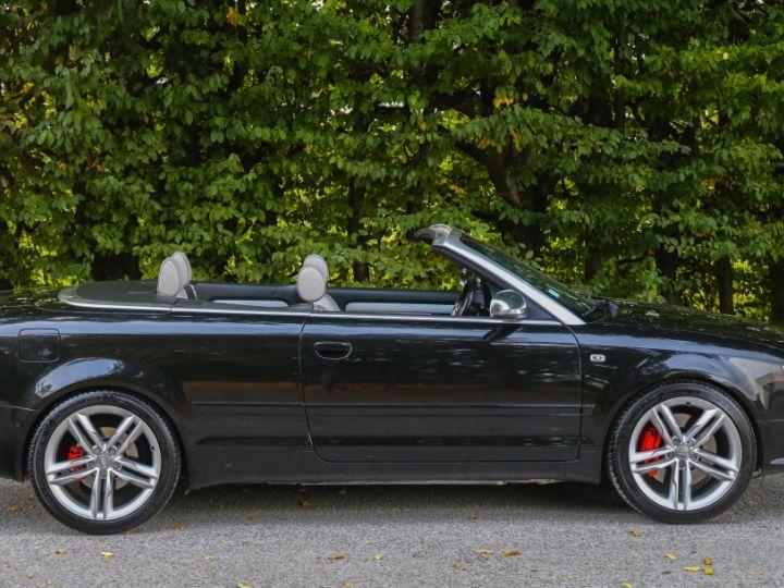 Audi S4 CABRIOLET 4.2 V8 344 Quattro Tiptronic A Noir - 6