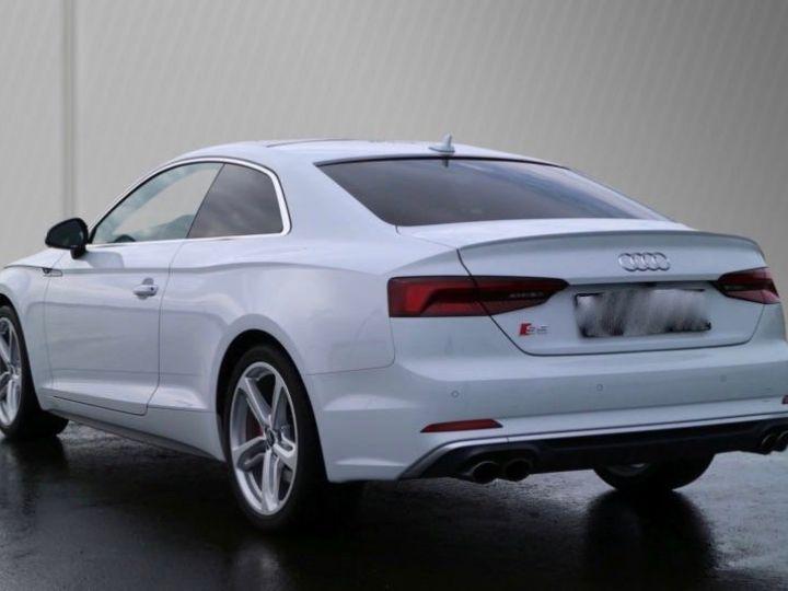 Audi S5 blanc - 2