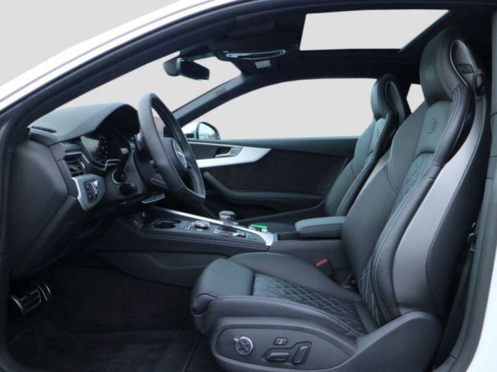 Audi S5 blanc - 5