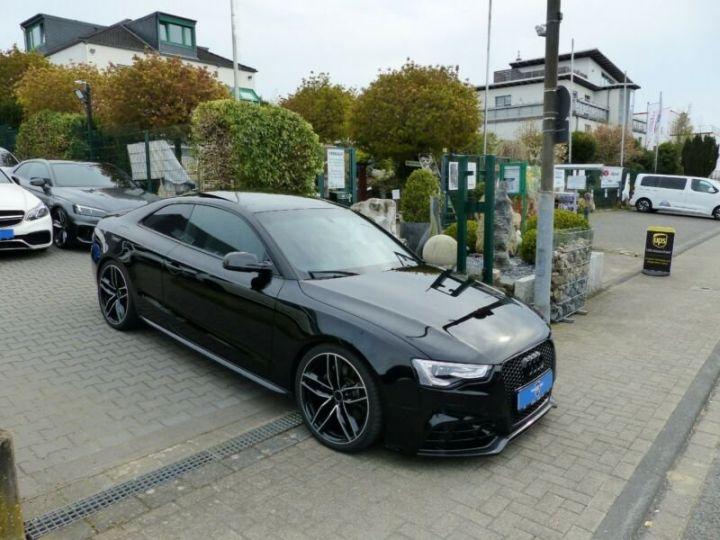 Audi S5 Noir métallisée  - 1