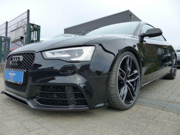 Audi S5 Noir métallisée  - 4