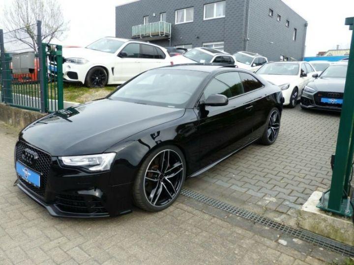 Audi S5 Noir métallisée  - 5