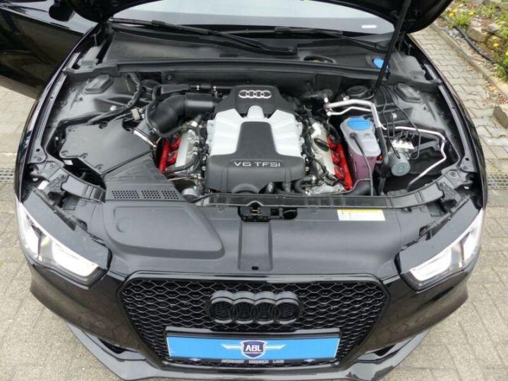 Audi S5 Noir métallisée  - 7