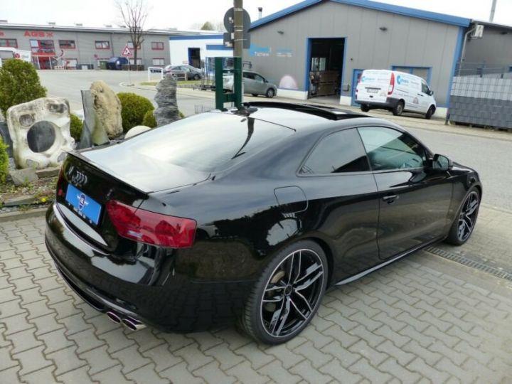 Audi S5 Noir métallisée  - 9