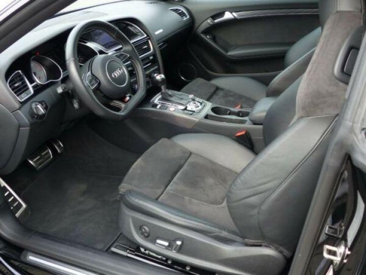 Audi S5 Noir métallisée  - 18