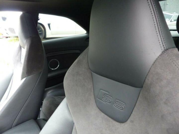 Audi S5 Noir métallisée  - 20