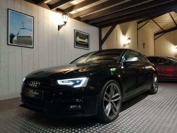 Audi S5 3.0 TFSI 333 CV QUATTRO BVA Noir - 2