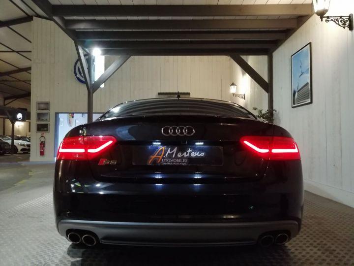 Audi S5 3.0 TFSI 333 CV QUATTRO BVA Noir - 4