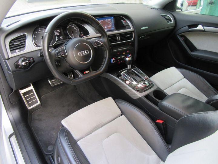 Audi S5 3.0 V6 TFSI 333CH QUATTRO S TRONIC 7 GRIS CLAIR Occasion - 2