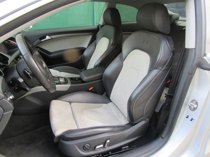 Audi S5 3.0 V6 TFSI 333CH QUATTRO S TRONIC 7 GRIS CLAIR Occasion - 4