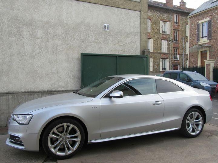 Audi S5 3.0 V6 TFSI 333CH QUATTRO S TRONIC 7 GRIS CLAIR Occasion - 5