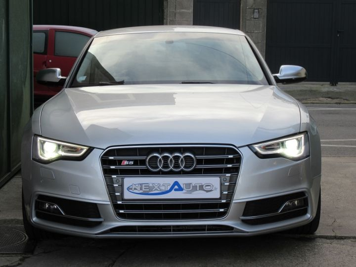 Audi S5 3.0 V6 TFSI 333CH QUATTRO S TRONIC 7 GRIS CLAIR Occasion - 6