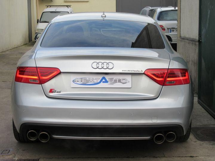Audi S5 3.0 V6 TFSI 333CH QUATTRO S TRONIC 7 GRIS CLAIR Occasion - 7