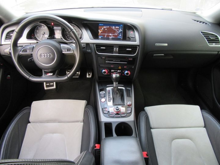 Audi S5 3.0 V6 TFSI 333CH QUATTRO S TRONIC 7 GRIS CLAIR Occasion - 8