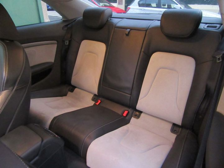 Audi S5 3.0 V6 TFSI 333CH QUATTRO S TRONIC 7 GRIS CLAIR Occasion - 9