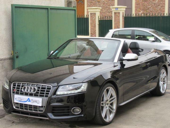 Audi S5 3.0 V6 TFSI 333CH QUATTRO S TRONIC 7 NOIR Occasion - 1