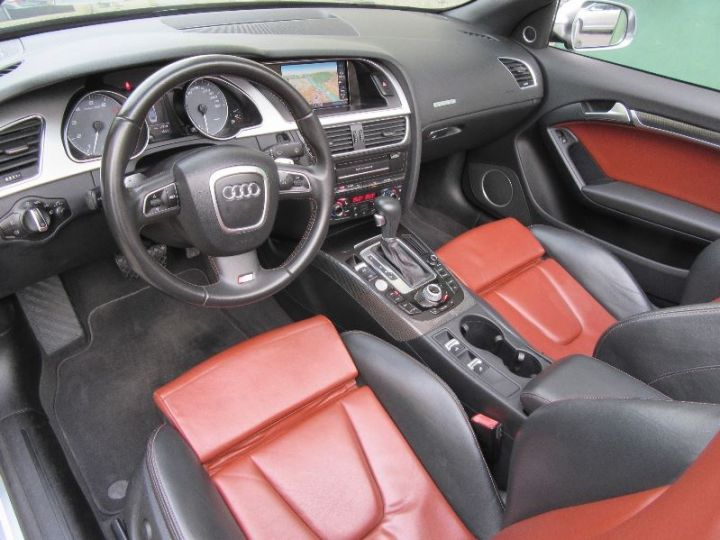 Audi S5 3.0 V6 TFSI 333CH QUATTRO S TRONIC 7 NOIR Occasion - 2