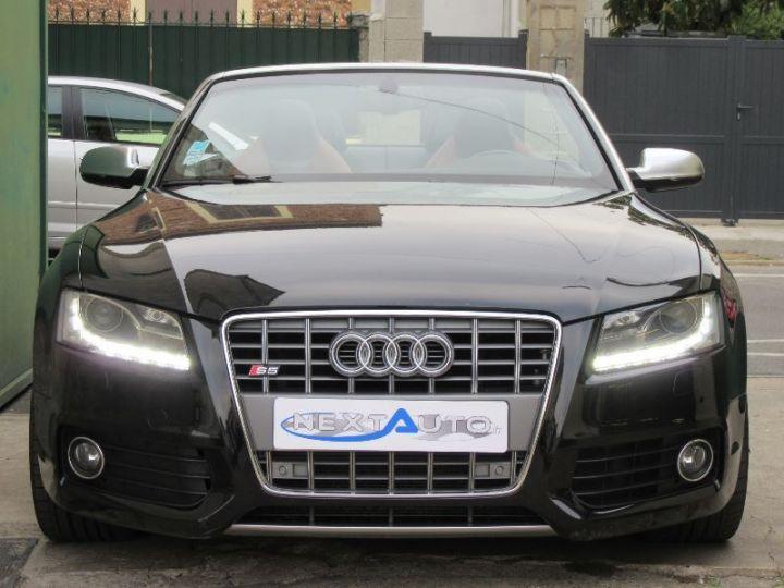 Audi S5 3.0 V6 TFSI 333CH QUATTRO S TRONIC 7 NOIR Occasion - 6