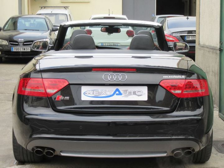 Audi S5 3.0 V6 TFSI 333CH QUATTRO S TRONIC 7 NOIR Occasion - 7