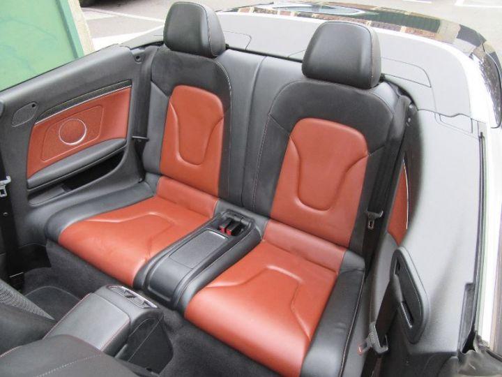 Audi S5 3.0 V6 TFSI 333CH QUATTRO S TRONIC 7 NOIR Occasion - 8