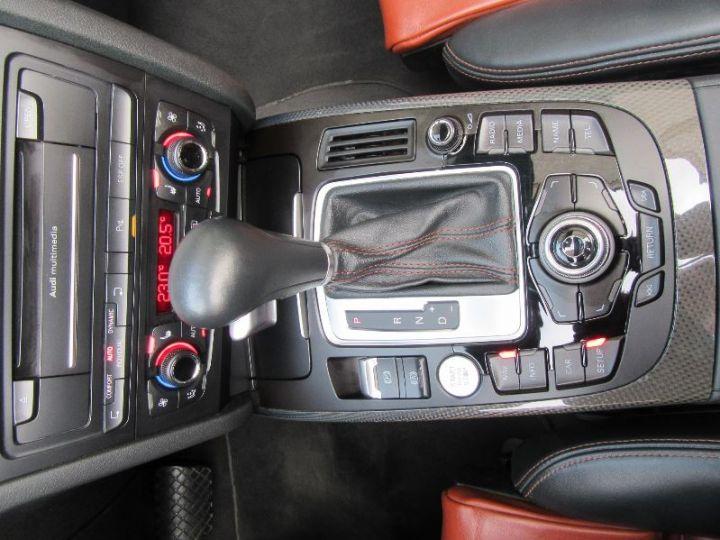 Audi S5 3.0 V6 TFSI 333CH QUATTRO S TRONIC 7 NOIR Occasion - 10
