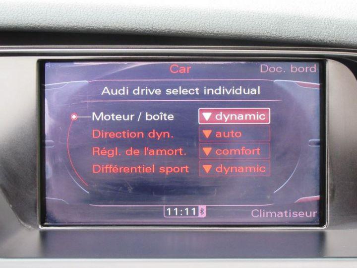 Audi S5 3.0 V6 TFSI 333CH QUATTRO S TRONIC 7 NOIR Occasion - 16