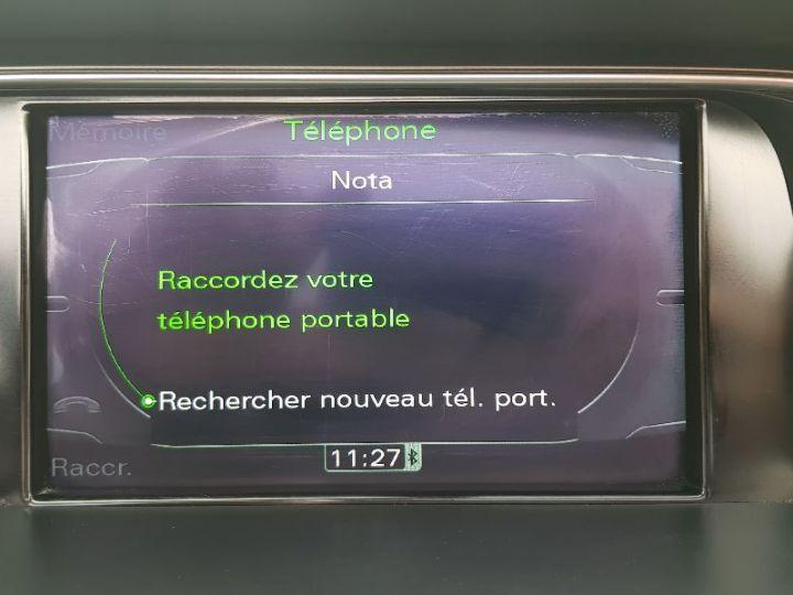 Audi S5 3.0 V6 TFSI 333CH QUATTRO S TRONIC 7 NOIR Occasion - 19