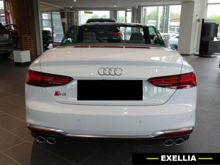 Audi S5 Cabriolet 3.0 TFSI  BLANC PEINTURE METALISE  Occasion - 2