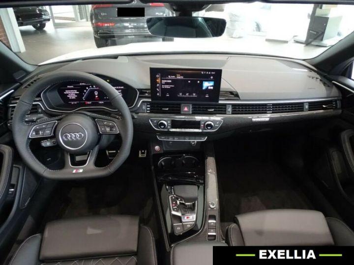 Audi S5 Cabriolet 3.0 TFSI  BLANC PEINTURE METALISE  Occasion - 4