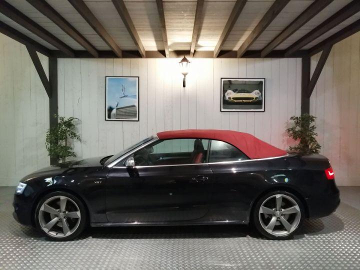 Audi S5 CABRIOLET 3.0 TFSI 333 CV QUATTRO BVA Noir - 1