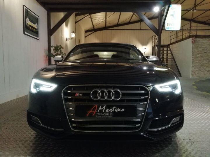 Audi S5 CABRIOLET 3.0 TFSI 333 CV QUATTRO BVA Noir - 3