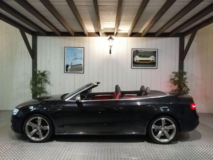 Audi S5 CABRIOLET 3.0 TFSI 333 CV QUATTRO BVA Noir - 5